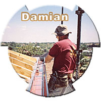 Sydney South Eat Gutters Tradesman Damian image